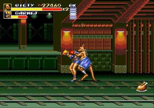 怒之鐵拳3中文版帶模擬器