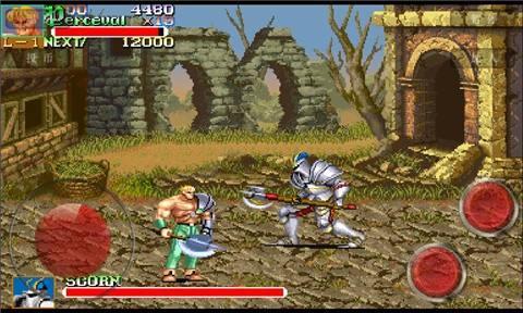 圆桌骑士bootleg世界版(刀剑斧)