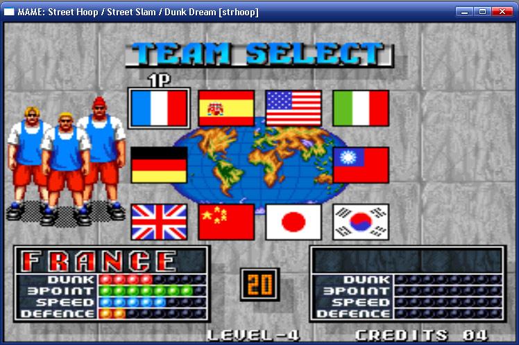 街机街头篮球破解版