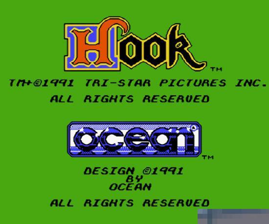 铁钩船长(Hook) 日版apk