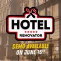 酒店装修模拟器游戏中文手机版(Hotel Renovator)