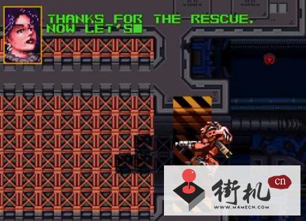SFC金属机器人战记修改版