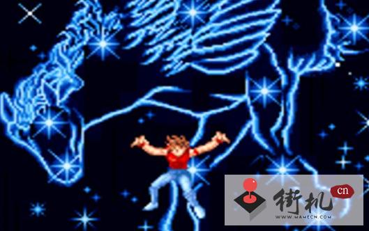 圣斗士星矢黄金传说1代完全汉化版