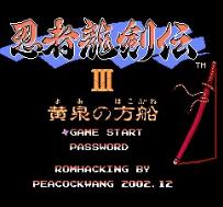 忍者龙剑传3无限忍术版