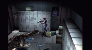 PSP恐龙危机1日版