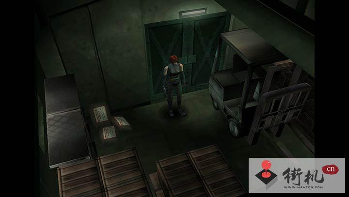 PSP恐龙危机改版