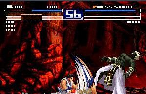 拳皇98终极之战官方版