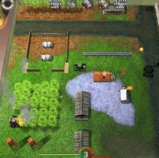超级坦克大战中文游戏版