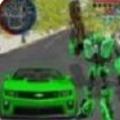 城市汽车机器人英雄游戏最新安卓版