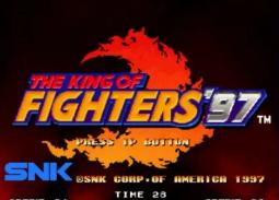 拳皇97变态版无限技能版