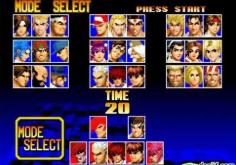 拳皇97屠蛇版破解版