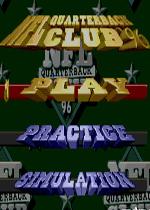NFL四分卫橄榄球俱乐部96(NFL Quarterback Club 96)欧版