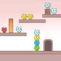 叠猫猫废朋友的小猫游戏手机版最新版