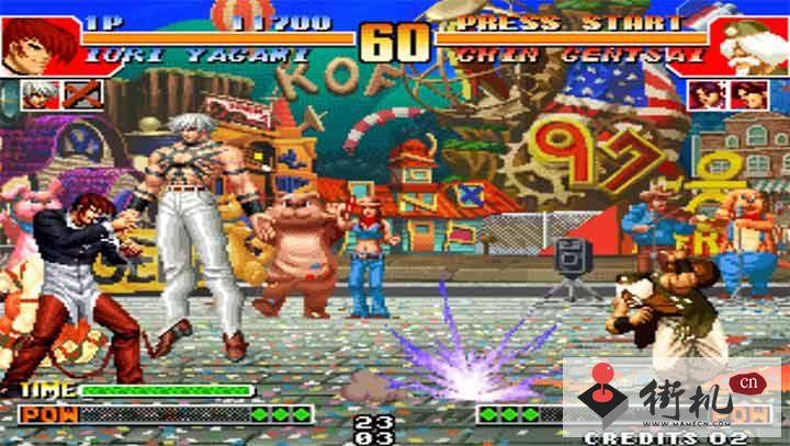 拳皇97街机手机版