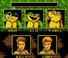 忍者蛙与双截龙加强版