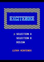 越野机车(Excitebike)FC版