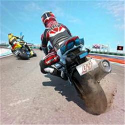 街头摩托车赛