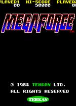 星际武力(Mega Force)美版街机