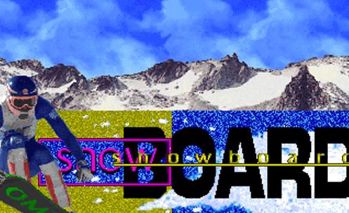 滑雪锦标赛