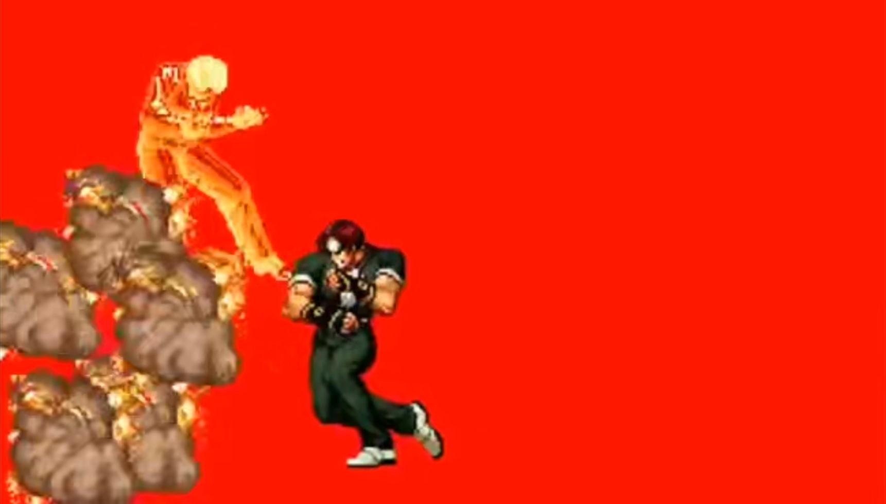 拳皇96街机移植版