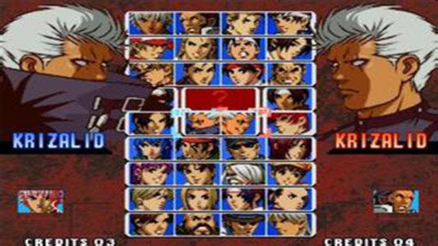 拳皇99移植版
