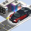 闲置汽车制造商游戏
