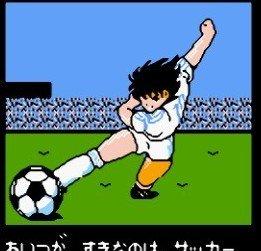 足球小将nes汉化版