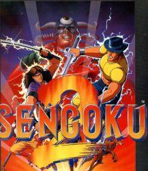 戰國傳承2(Sengoku 2)街機版