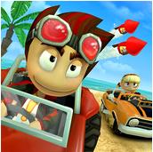 沙灘車競速