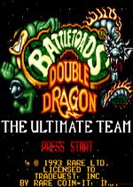 MD忍者蛙與雙截龍(Battletoads and Double Dragon)美版
