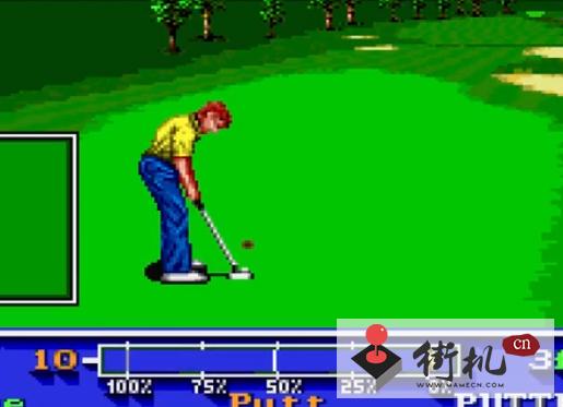 迷你高尔夫 (Mobile Golf) 日版手机版
