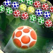 卵芽泡小球射击