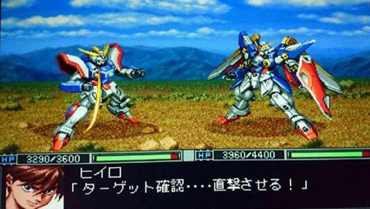 GBA超级机器人大战汉化版