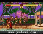 超级街头霸王 II: 新挑战者 (Super Street Fighter II) ROM