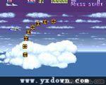 雷霆戰機 II (Thunder Cross II) 日版 ROM