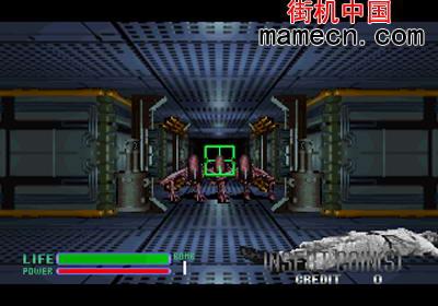 MD异形3无限子弹版