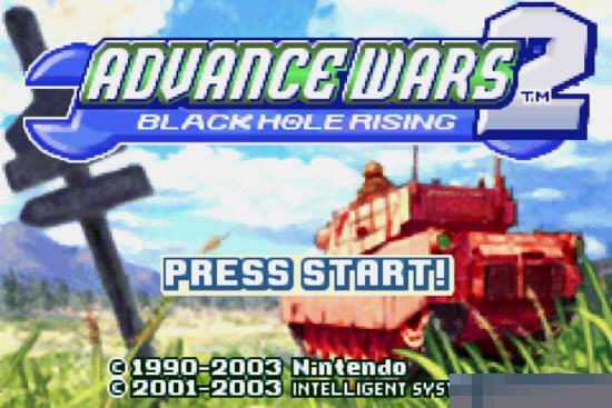 GBA高级战争2修改版
