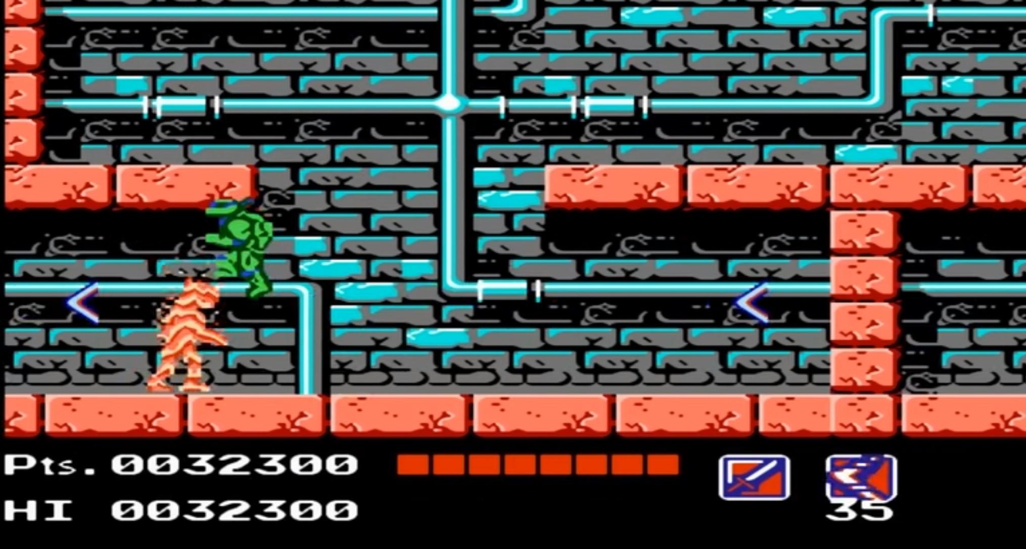 fc忍者神龟1安卓版