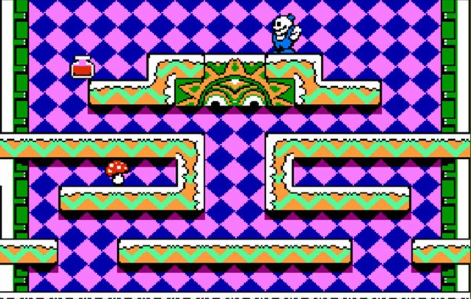 雪人兄弟 - Nick & Tom (Snow Bros - Nick & Tom) 硬盘版ROM
