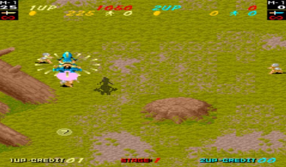 魔境战士 (Gondomania) 美版 ROM
