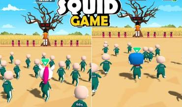 鱿鱼游戏SquidGame多版本大全