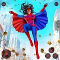超級英雄城市救援任務游戲