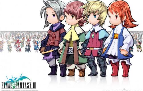 最终幻想3NDS版